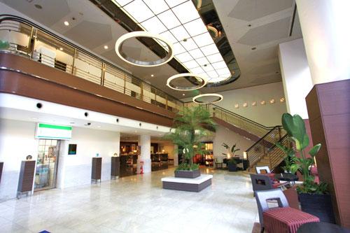 ホテル セントコスモ/客室