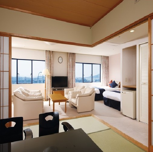北九州八幡ロイヤルホテル/客室