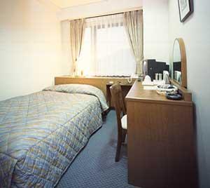 ホテルクラウンヒルズ松山(BBHホテルグループ)/客室