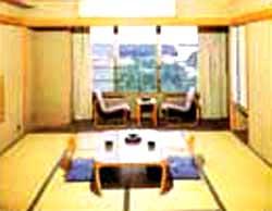 ともやま観光ホテル/客室