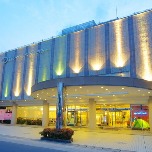 新ロイヤルホテル四万十/外観