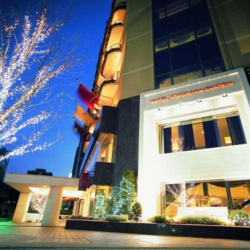 ホテル横浜ガーデン/外観