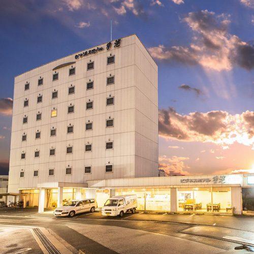 ビジネスホテル空港/外観