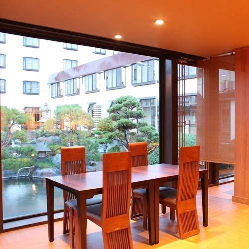石和温泉 ホテル石庭/客室