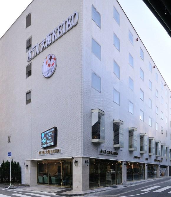 ホテル大阪KEIKO/外観
