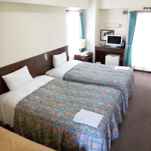 ホテルテトラ鶴見〔旧セントラルプラザホテル〕/客室