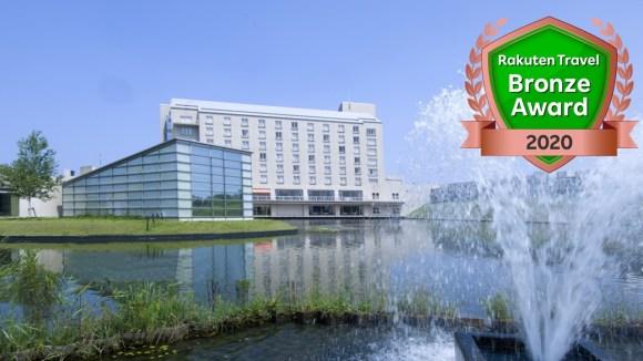 癒しのリゾート・加賀の幸 ホテルアローレ/外観