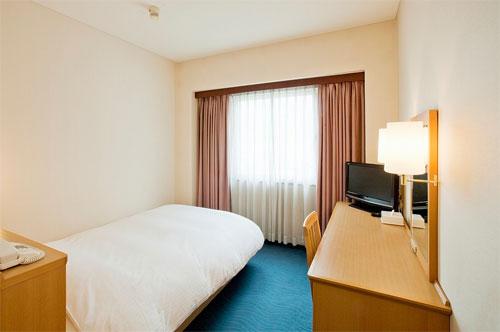 ホテルクラウンヒルズ甲府(旧:甲府ホテル/BBHホテルグループ)/客室