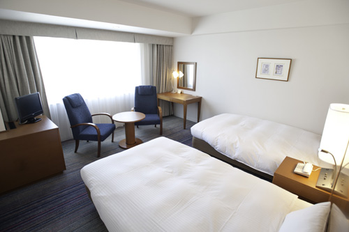 ステーションホテル小倉/客室