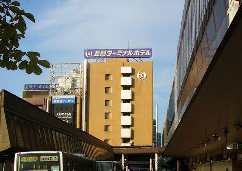 長岡ターミナルホテル/外観