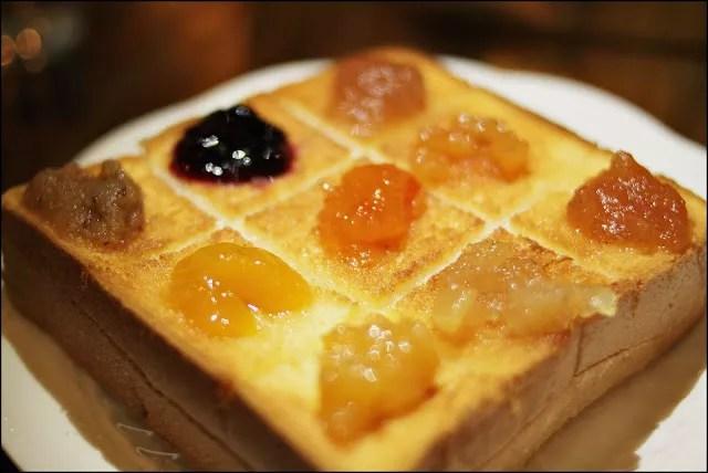 尖沙咀美食攻略 一起果醬 Let's Jam 特色cafe All Day Breakfast 甜品 意粉 九格果醬多士@林公子 (80814) - 旅行酒吧