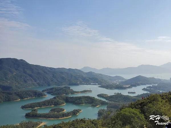 【香港郊遊】水塘路線,港版「千島湖」,元朗「大棠」至屯門「黃金海岸」@RH Travel (88036) - 旅行酒吧