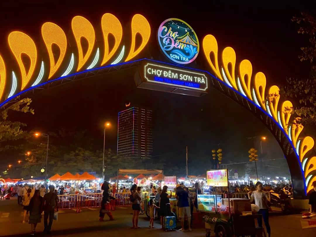峴港兩大夜市大比拚│Son Tra Night Market,Helio Night Market@許皓婷 (85699) - 旅行酒吧