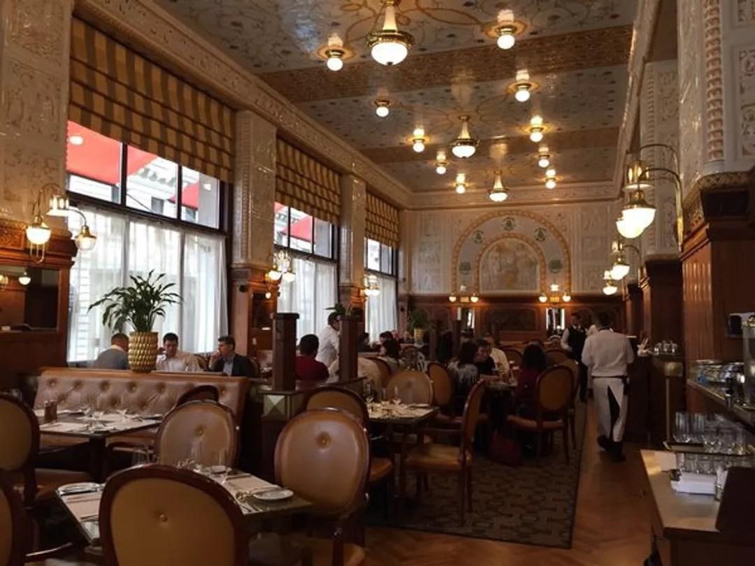 捷克_第四美的帝國咖啡館 Cafe Imperial@安妮王 (70951) - 旅行酒吧