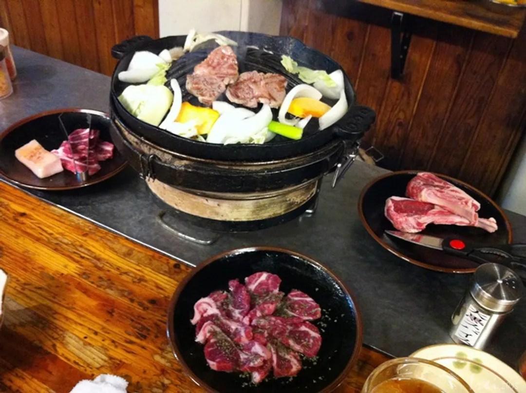 【旭川美食】食log有4顆星的成吉思汗烤肉.大黑屋(ジンギスカン大黒屋)@REI體感日本 (11268) - 旅行酒吧