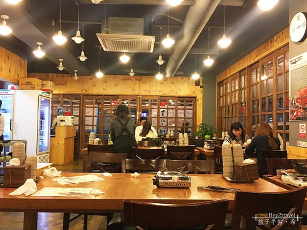 一個人首爾覓食系列! 弘大一人食堂推薦@旅子手帖‧希 (15331) - 旅行酒吧