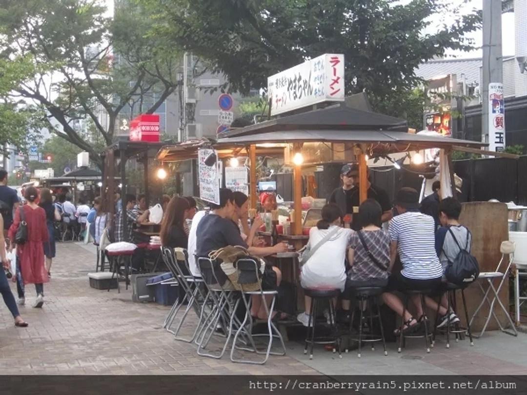 [福岡] 多次在日劇中看到。這次終於一嘗到屋臺吃拉麵 | 日本 | 九州 | 旅行酒吧