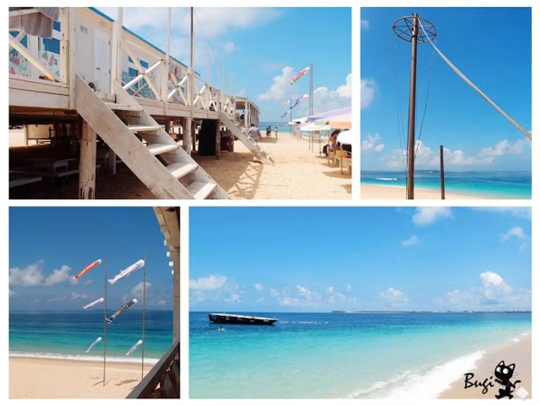 澎湖/險礁島(比基尼島) 鮮為人知的絕美秘境 夏天就來這臺灣唯一白砂島玩水吧!@不羈 (12401) - 旅行酒吧