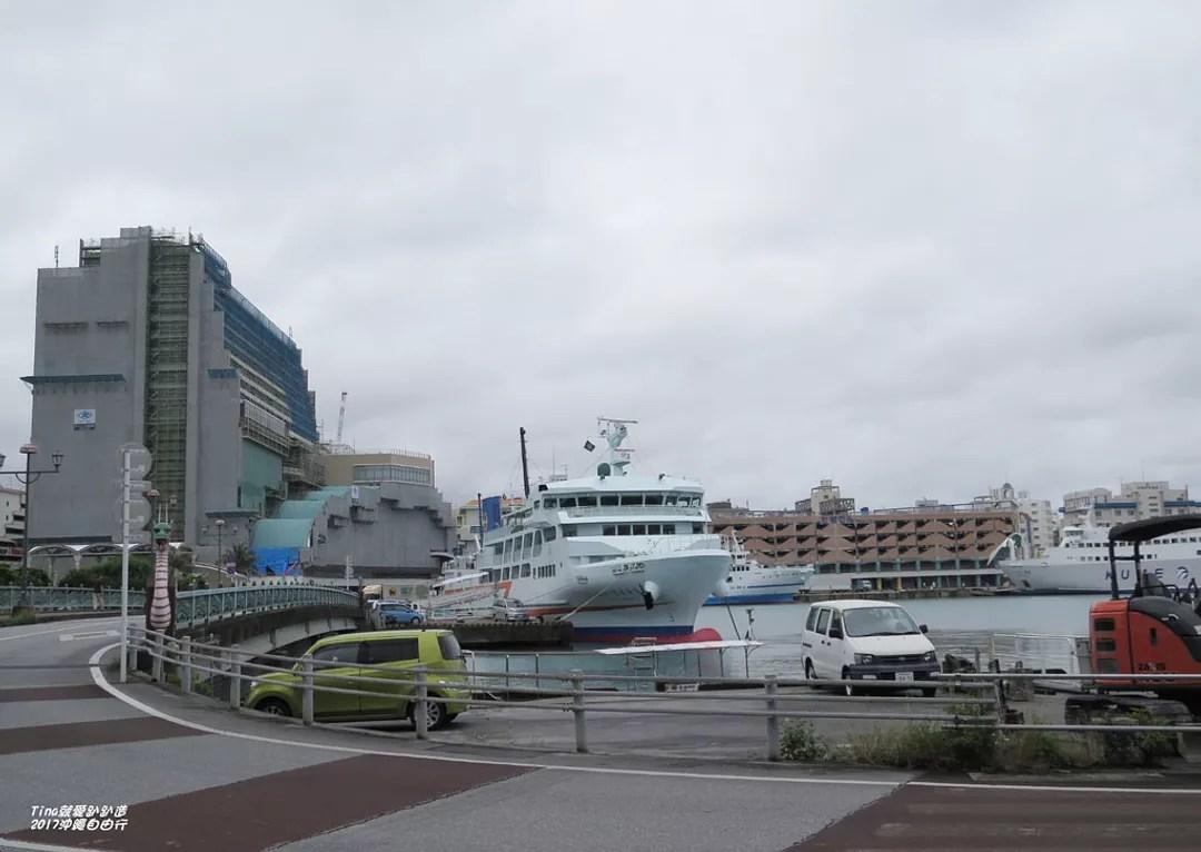 [沖繩自由行]泊港漁市場(泊いゆまち)-來去離國際通最近的漁港,大啖美味又便宜的生魚片!!!