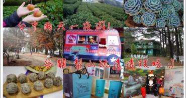台中景點旅遊美食》谷關梨山福壽山兩天一夜遊行程推薦!台中玩透透懶人包攻略!