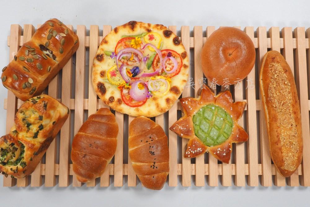 吳寶春麥方店臺中店.更多臺灣在地食材融合的美味麵包 - 旅攝生活
