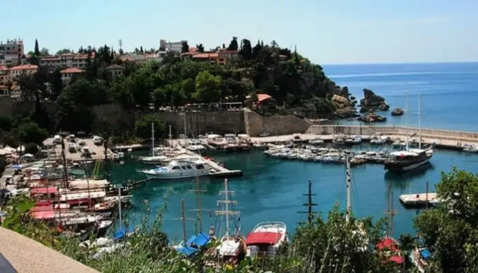 Harbour District Turkey