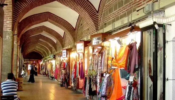 Old Silk Market turkey