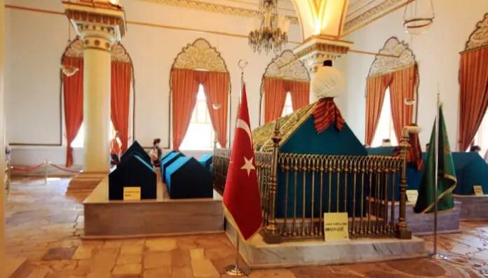 Tombs Of Osman, Turkey