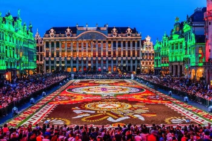 10 festivals in belgium