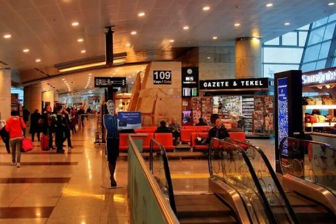 Airports in Turkey