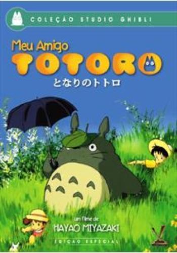 Resultado de imagem para meu amigo totoro