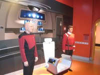 Madame Tussauds Hollywood Adds Captain Picard Wax Figure ...