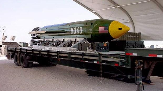 Американские СМИ Пентагон заготовил для КНДР модернизированную супербомбу