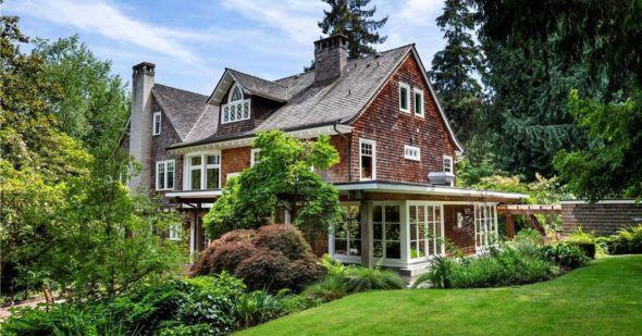 Дом Курта Кобейна выставили на продажу-ის სურათის შედეგი