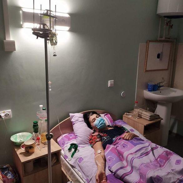 пацієнтка лікарня ФБ