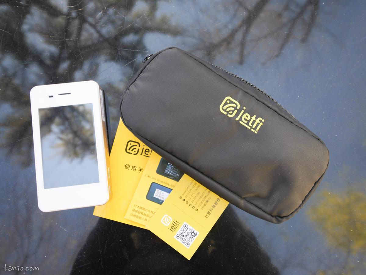 歐洲Wifi分享器 JetFi 全球通行動網路分享機 - 蔡小妞依玲