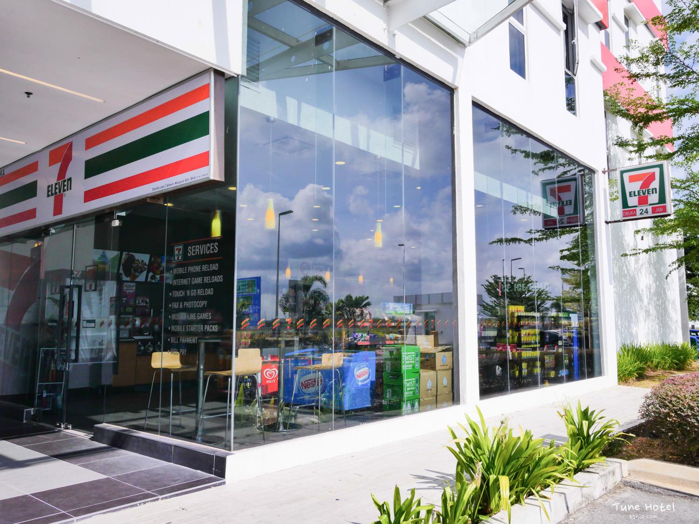 馬來西亞吉隆坡機場飯店 Tune Hotel Klia2 - 蔡小妞依玲