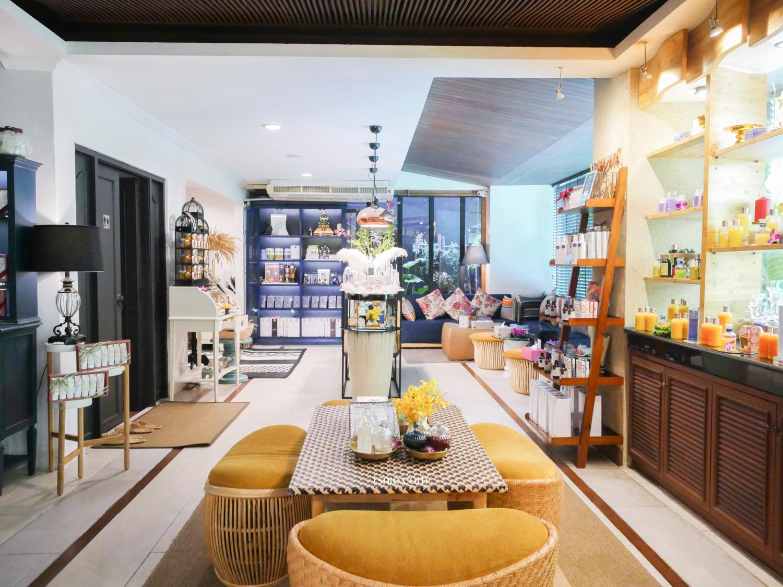 曼谷按摩推薦 BHAWA SPA 超享受奢華曼谷SPA品牌 - 蔡小妞依玲