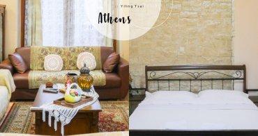 希臘雅典住宿推薦 Hotel Neos Olympos 雅典Larisa車站飯店