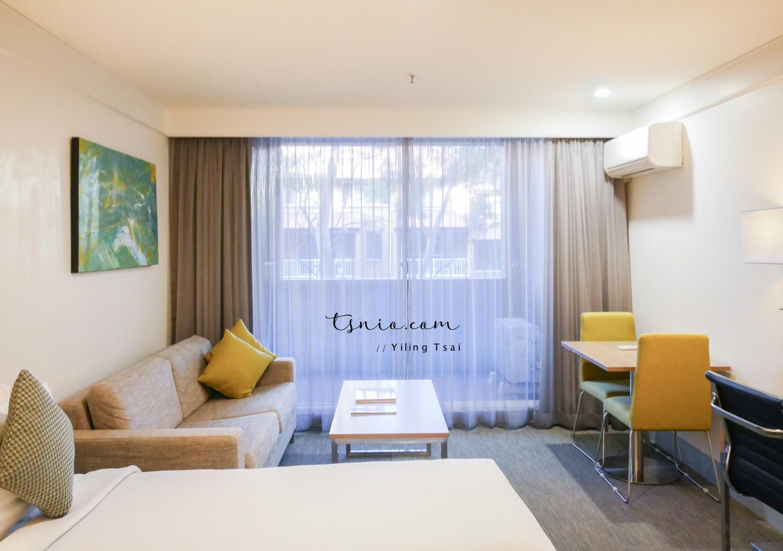 澳洲雪梨住宿推薦 Metro Aspire Hotel 現代風舒適溫馨飯店 - 蔡小妞依玲