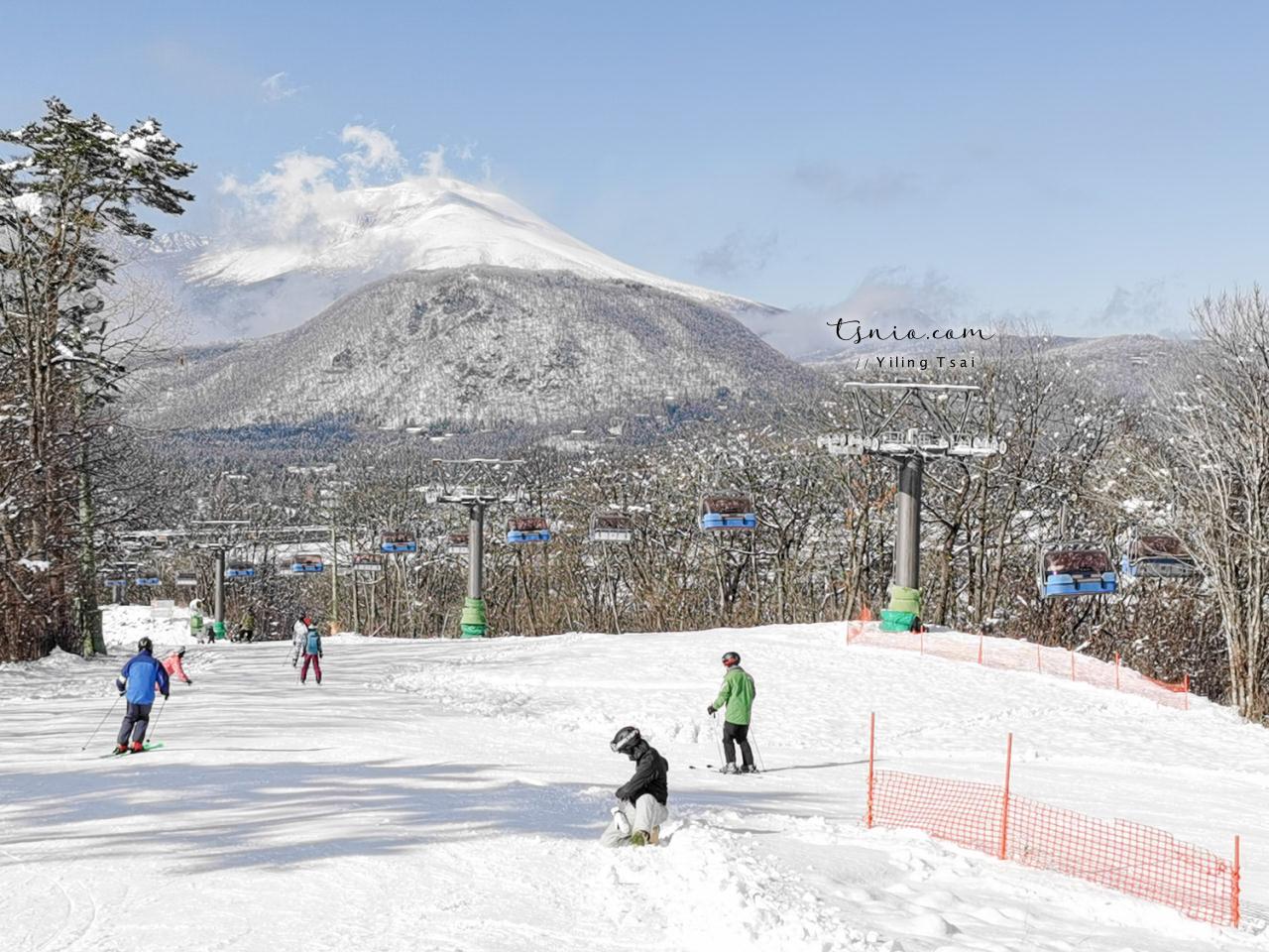 日本滑雪中毒者心得 輕井澤王子大飯店滑雪場 - 蔡小妞依玲