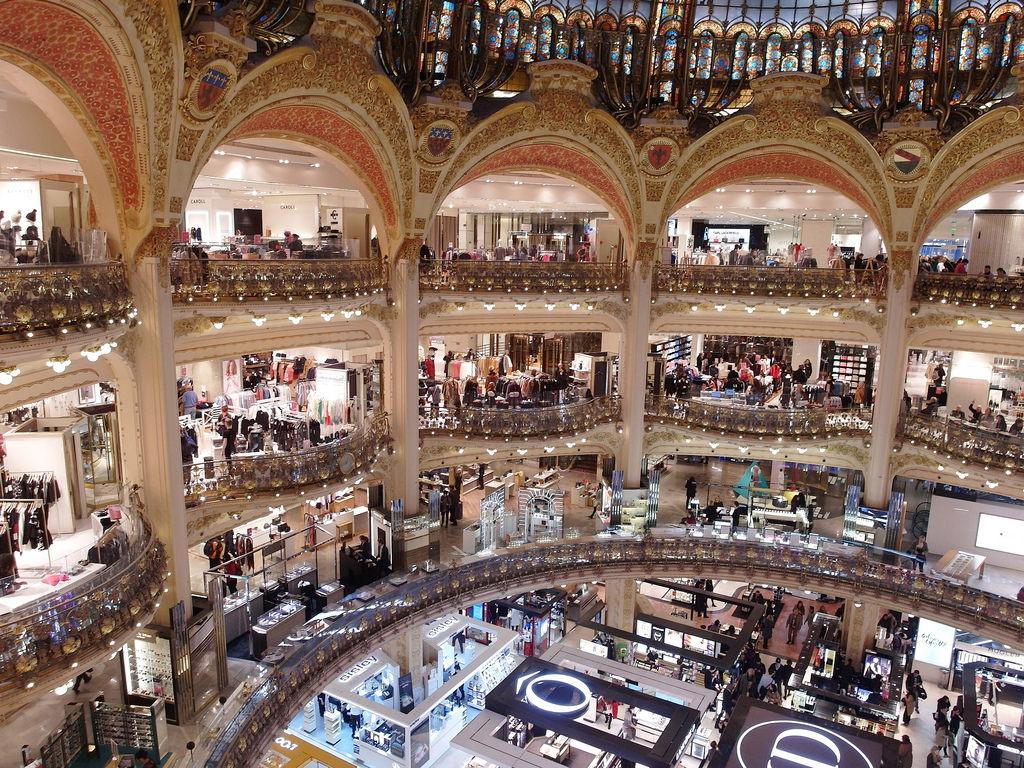 [法國 巴黎] Rimowa 購買心得 La Bagagerie,拉法葉百貨,春天百貨價格比較 - 蔡小妞依玲