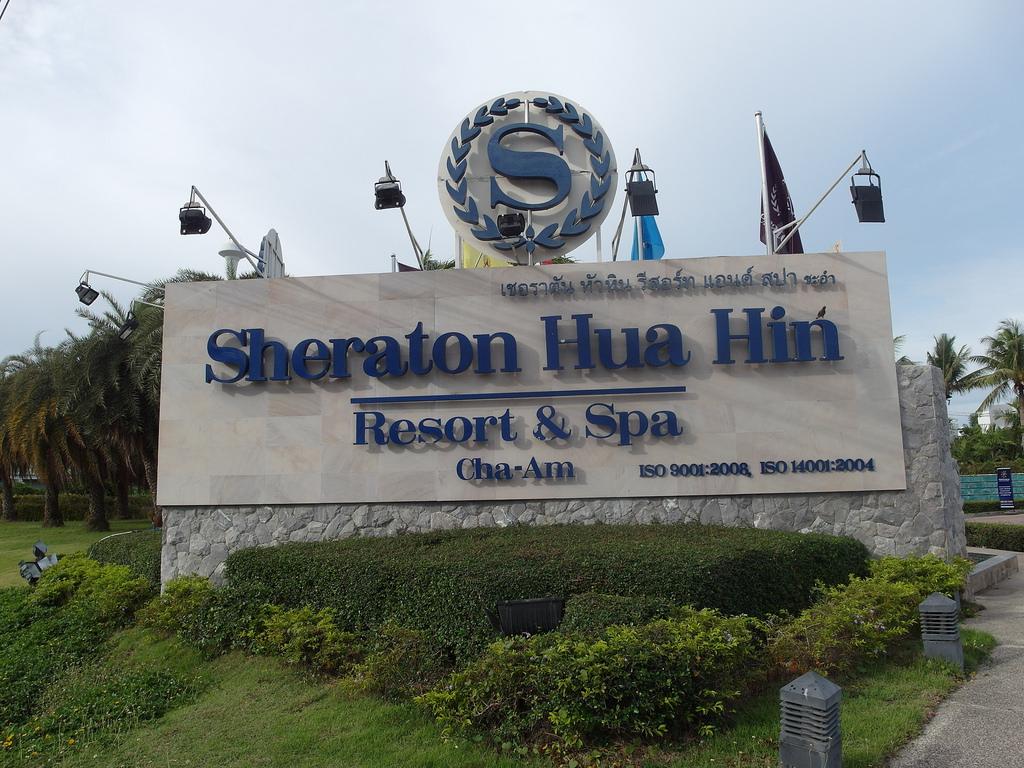 [泰國 華欣] 喜來登華欣度假村 Sheraton Hua Hin Resort & Spa 超美泳池華欣飯店推薦 - 蔡小妞依玲