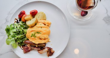 [泰國 曼谷] Kay's Boutique Breakfast 純白時尚風早午餐下午茶