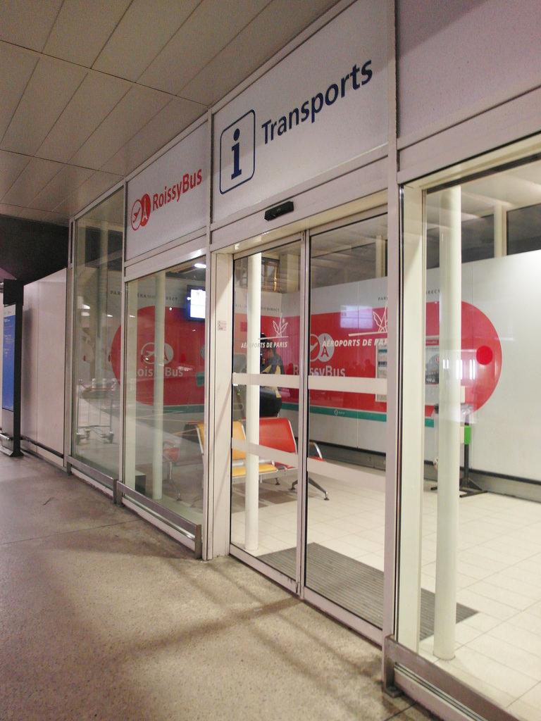 [法國 巴黎] 戴高樂機場往返市區交通方式 Roissy Bus 搭乘經驗分享 - 蔡小妞依玲