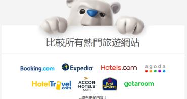 [旅遊] HotelsCombined 訂房比價網站教學 幫你找到最低價飯店