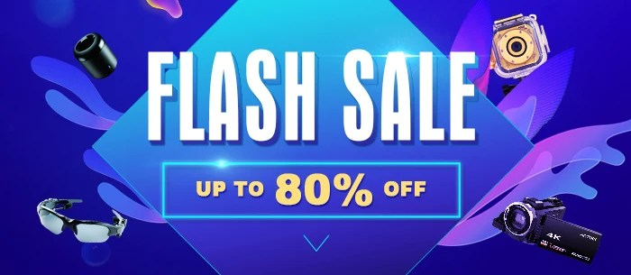 2018 Hot Sellers Flash Sale, Up to 80% Off, Start From $0.99 | Tomtop