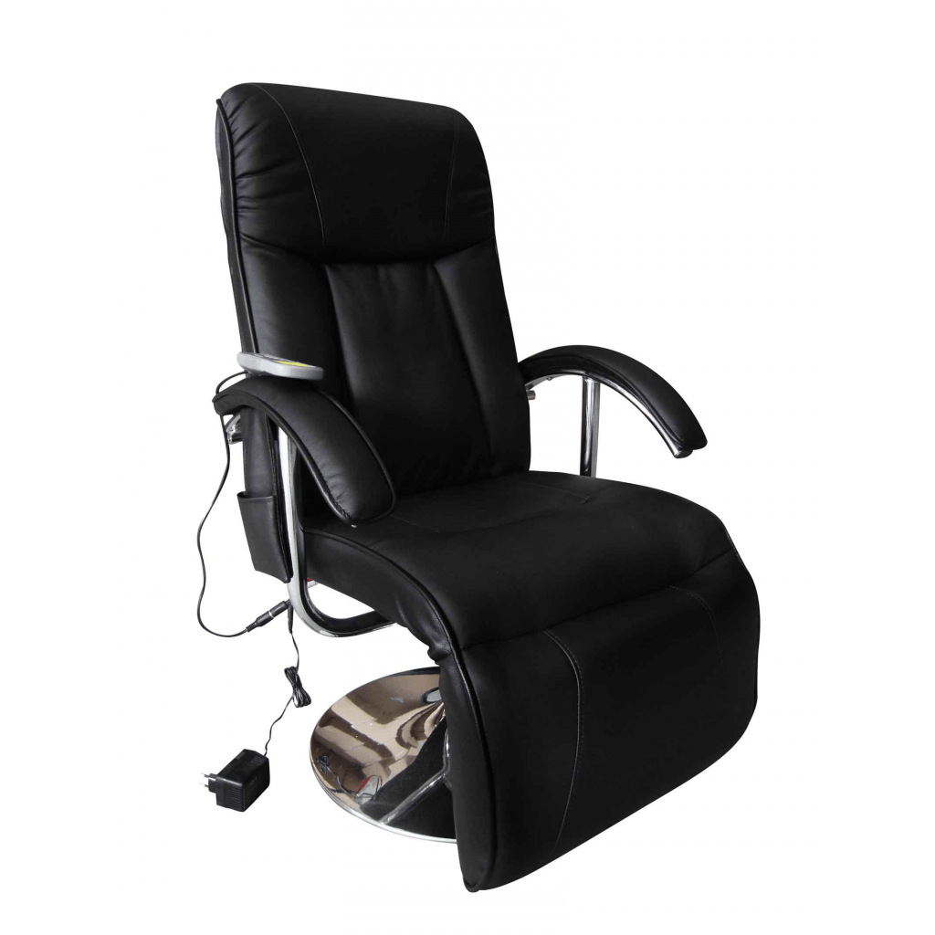 electric reclining chairs nz hanging chair ceiling joist black relaxation massage