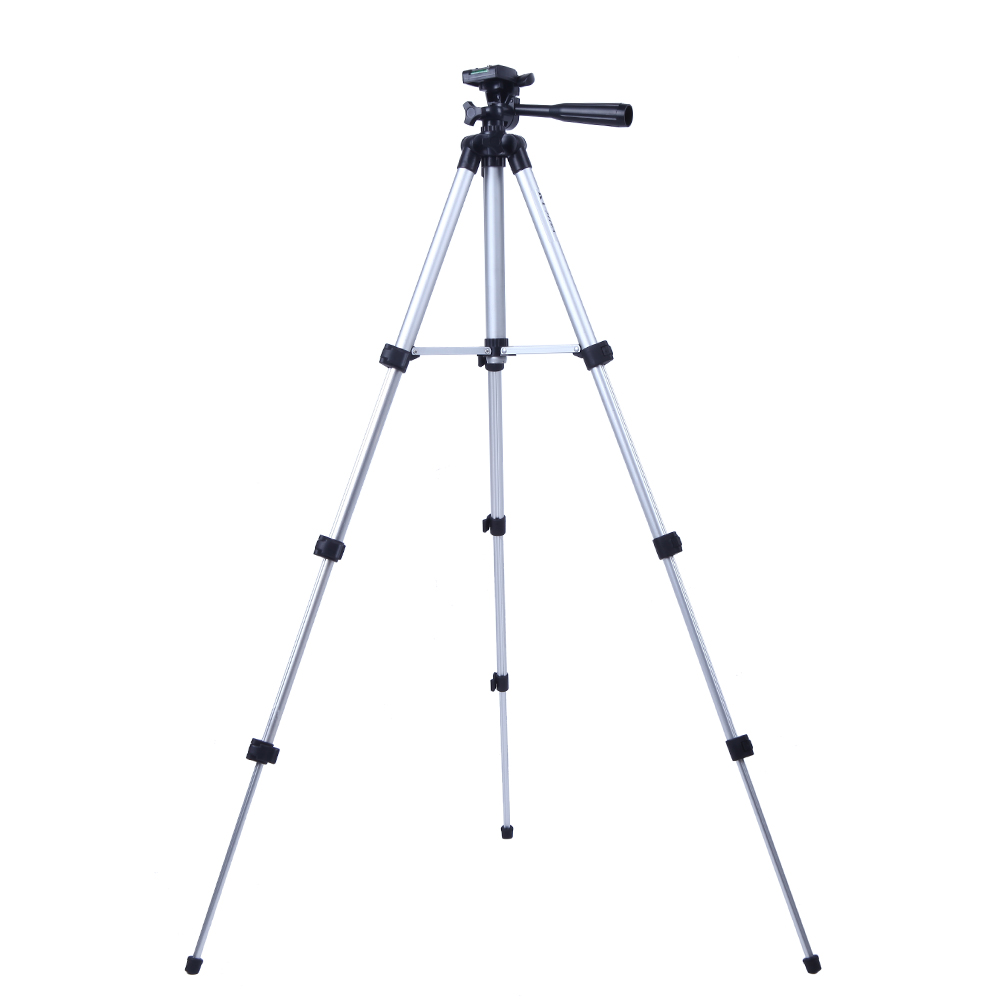 3110A Pro Camera Tripod Lightweight Flexible Portable