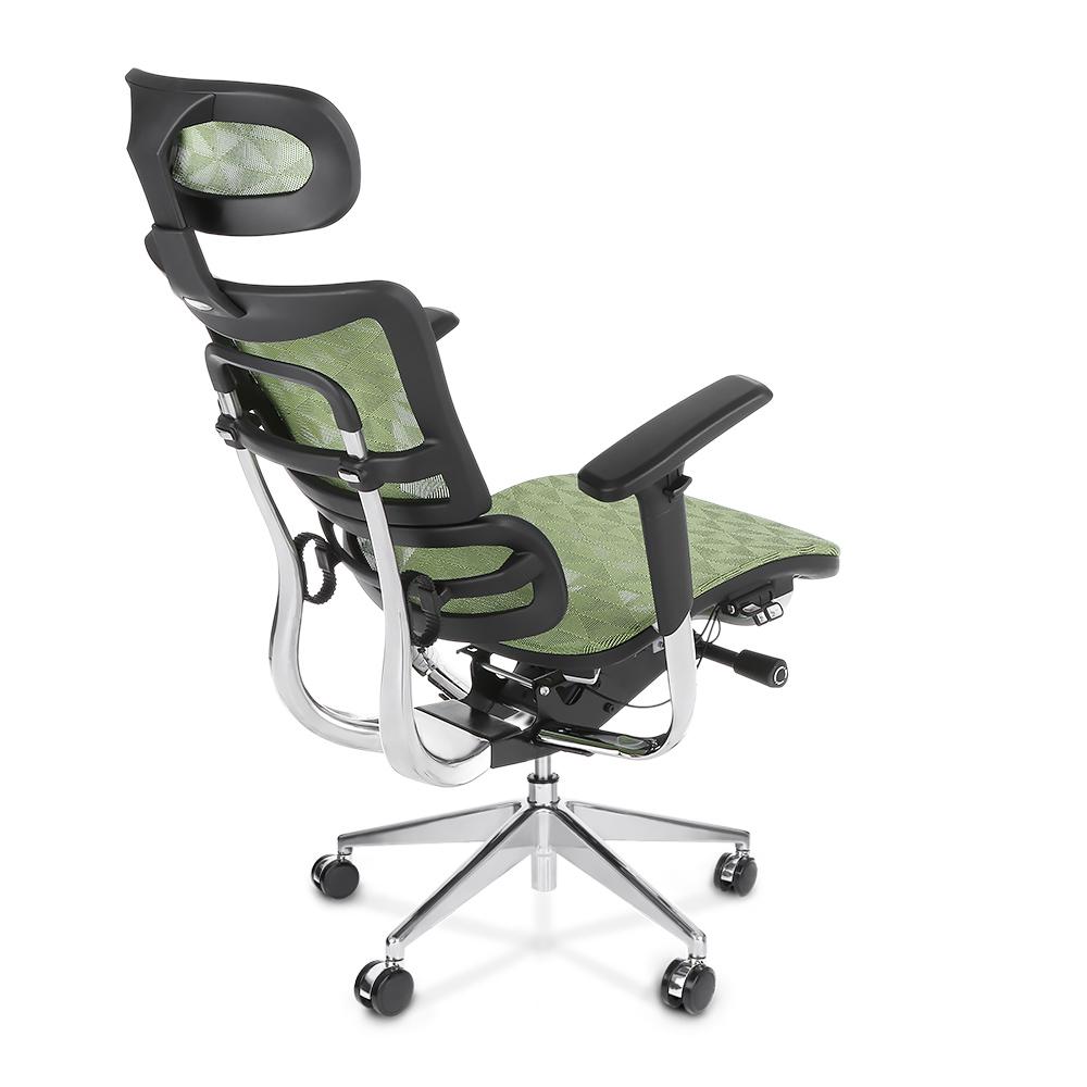 ergonomic chair in pakistan 3 one high green ikayaa mesh swivel office gaming computer